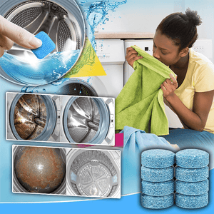 Washing Machine Cleaner Tablet (3pcs/5pcs/10pcs)