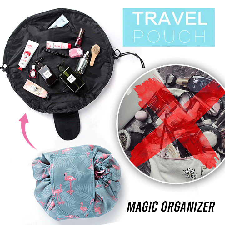 Magic Storage Cosmetic Pouch