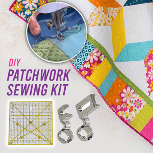 Patchwork Sewing Kit