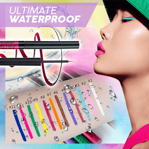 Waterproof Color Eyeliner