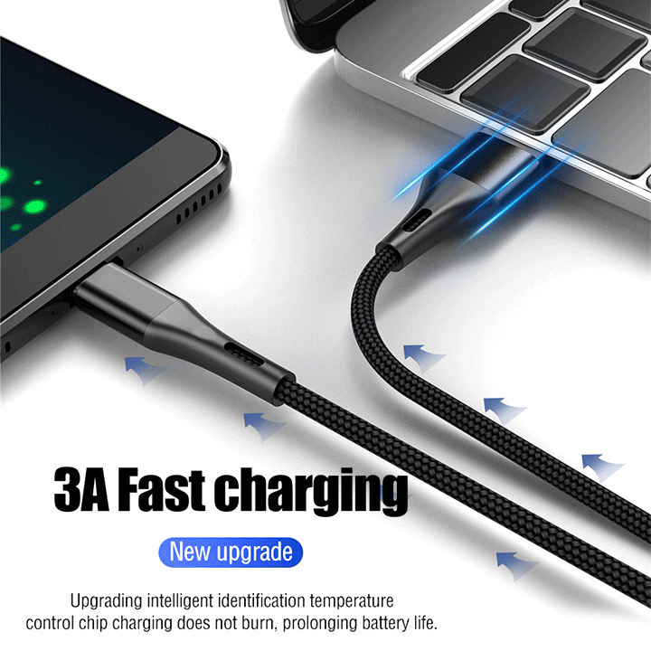 Anti-break Speed Charge Cable