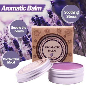 Lavender Sleepy Aromatic Balm (2 pcs set)