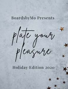 FREE Plate Your Pleasure Holiday Ebook - Donations to Feeding America
