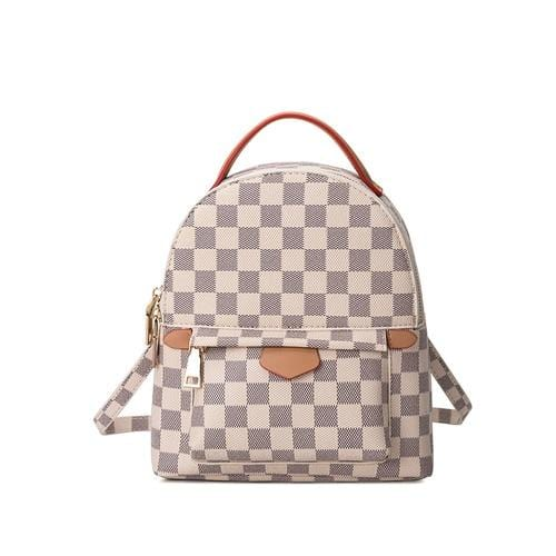 Original Plaid Backpack
