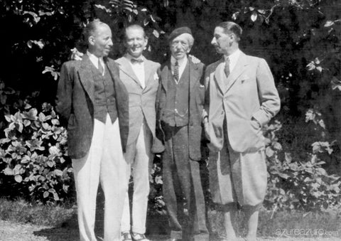 Pierre, Louis, Alfred and Jacques Cartier