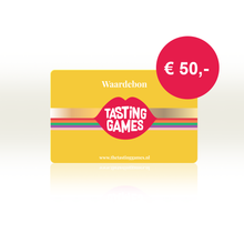 Afbeelding in Gallery-weergave laden, The Tasting Games Gift Cards