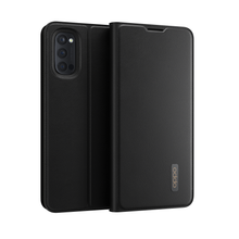 Load image into Gallery viewer, OPPO Reno4 Wallet Case Black