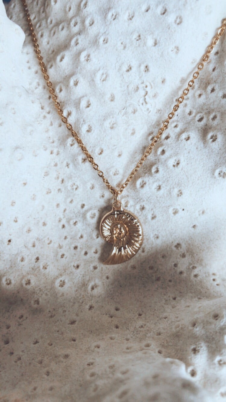 Nautilus Necklace