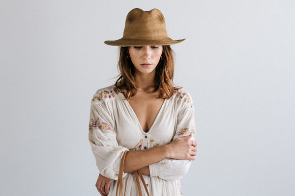 4 Straw Hats Every Woman Should Wear This Summer