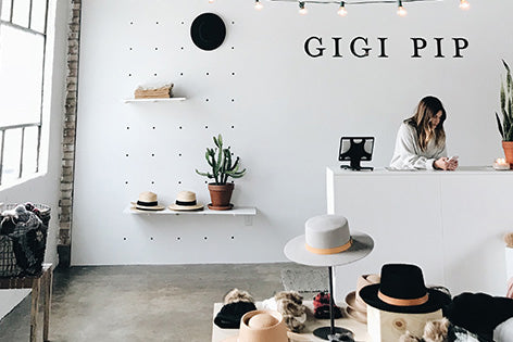 Welcome To the Gigi Pip Store Front