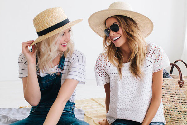 What Hats You Should Take on Your Beach Vacation + How to Pack Them