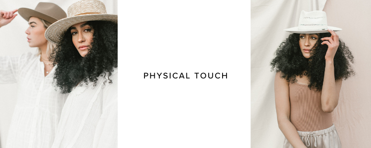 Physical touch with Gigi Pip