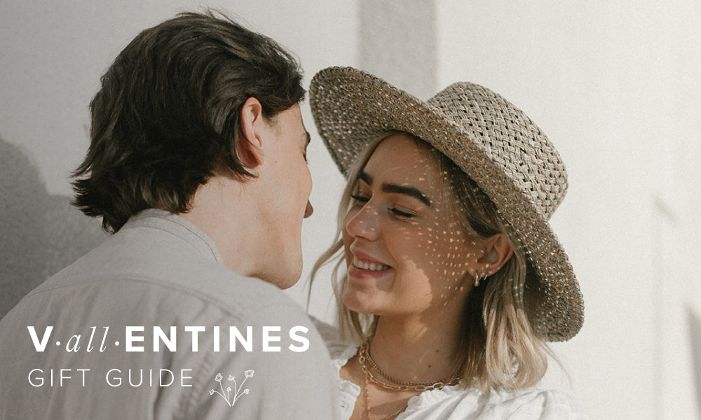 Valentine's Day gift guide with Gigi Pip