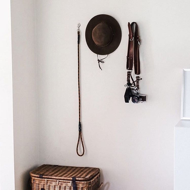 How to hang hats on your wall, a guest post for Jessica Oaks for Gigi Pip