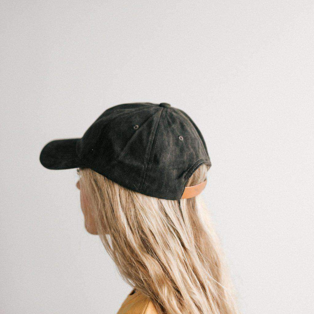 GIGI PIP Hats for Women- Amy Ballcap - Charcoal-Baseball Hat
