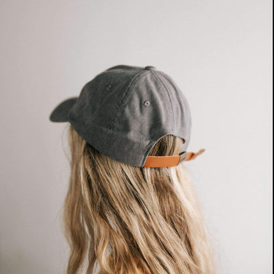 GIGI PIP Hats for Women- Amy Ballcap - Light Grey-Baseball Hat
