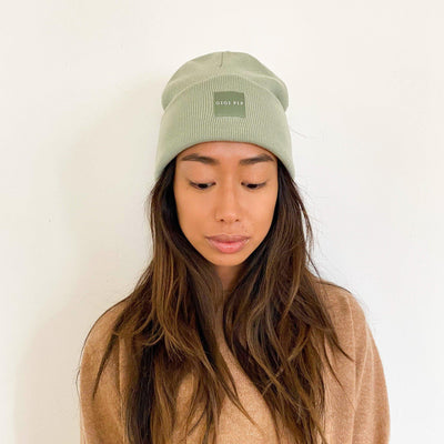 GIGI PIP Hats for Women- Gigi Beanie - Mint-Beanie