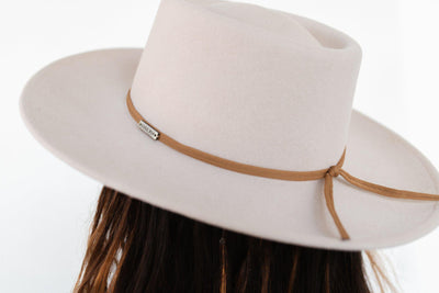 GIGI PIP Hats for Women- Grosgrain Band - Brown-Bands