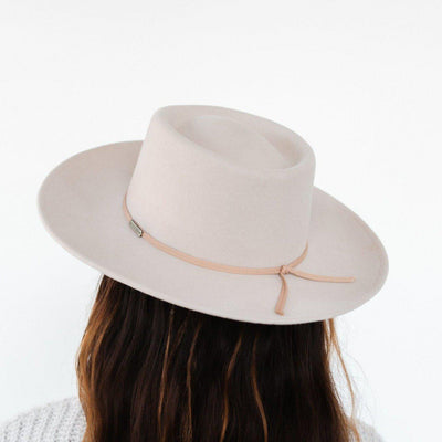 GIGI PIP Hats for Women- Grosgrain Band - Dusty Pink-Bands