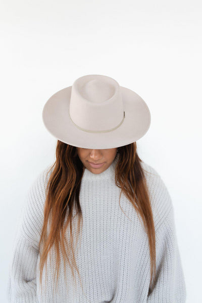 GIGI PIP Hats for Women- Grosgrain Band - Sage-Bands