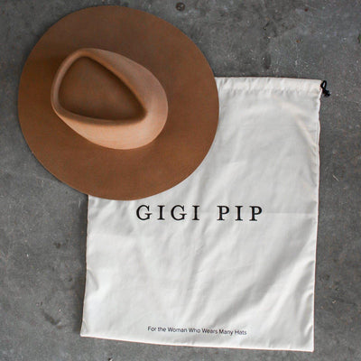 GIGI PIP Hats for Women- Hat Keepsake Bag-Hat Care