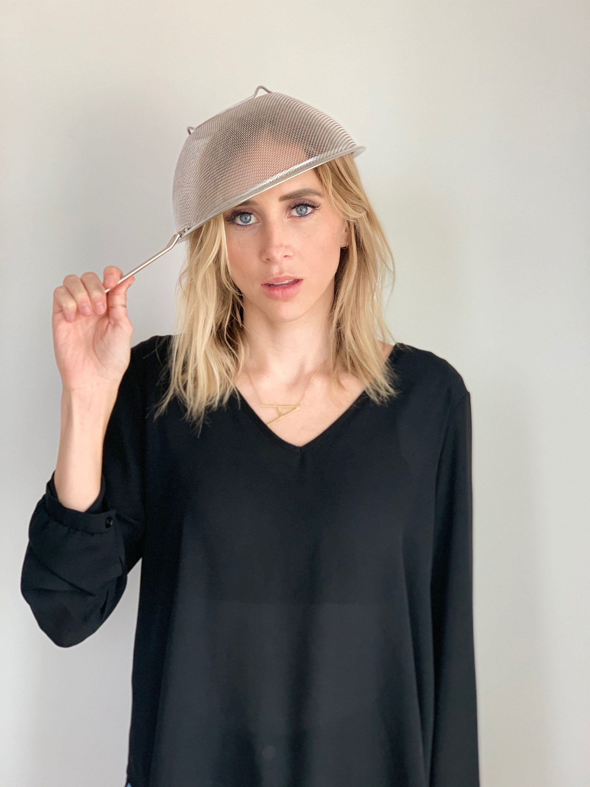 GIGI PIP Hats for Women- Käləndər Radial Crown Hat-