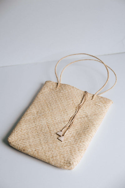 GIGI PIP Hats for Women- Natural Woven Basket Bag-Bag