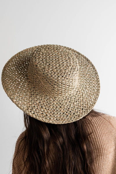 GIGI PIP Hats for Women- Seabreeze Seagrass Hat-Straw Hats