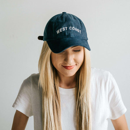 EAST COAST Embroidered Ballcap