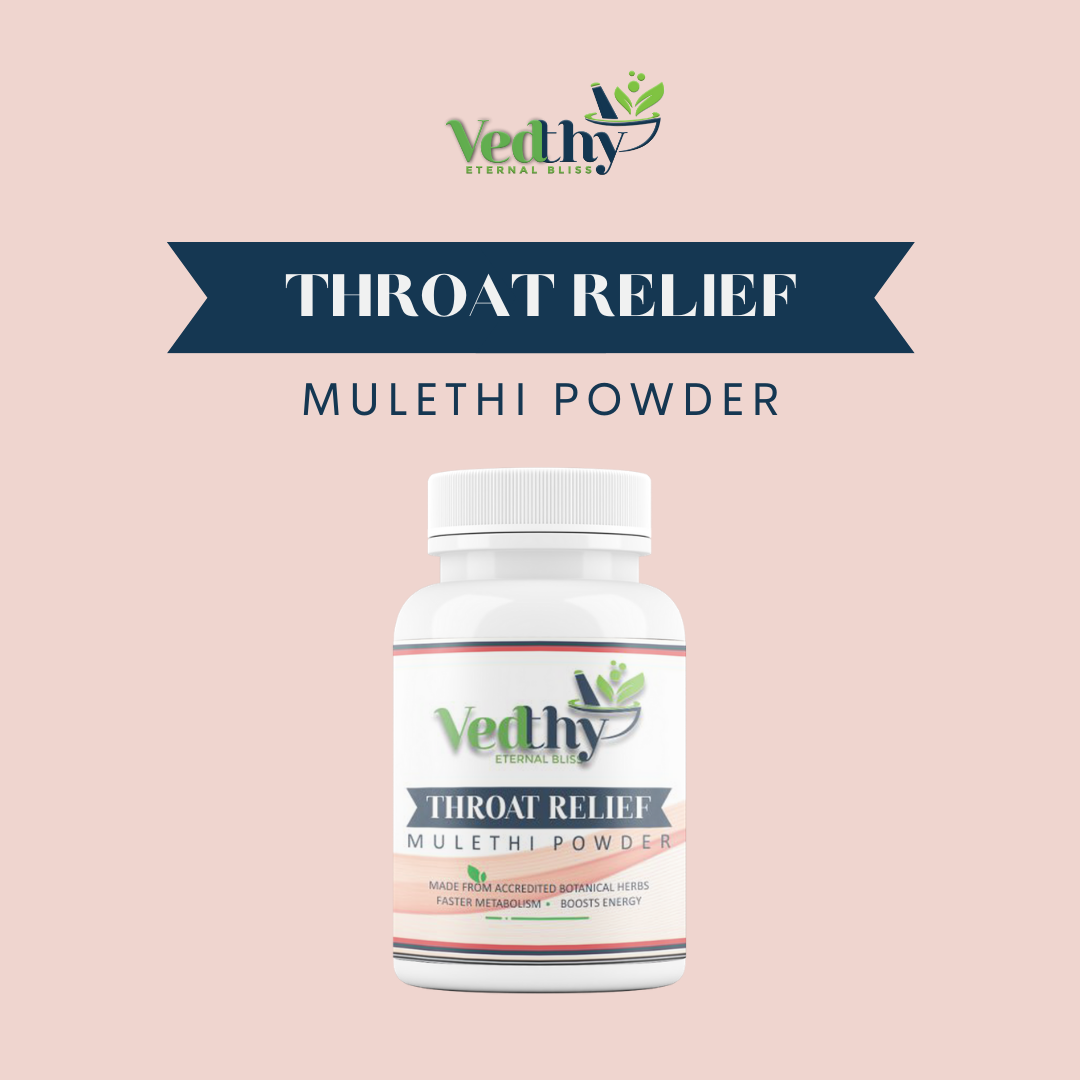 Mulethi Powder - Throat Relief