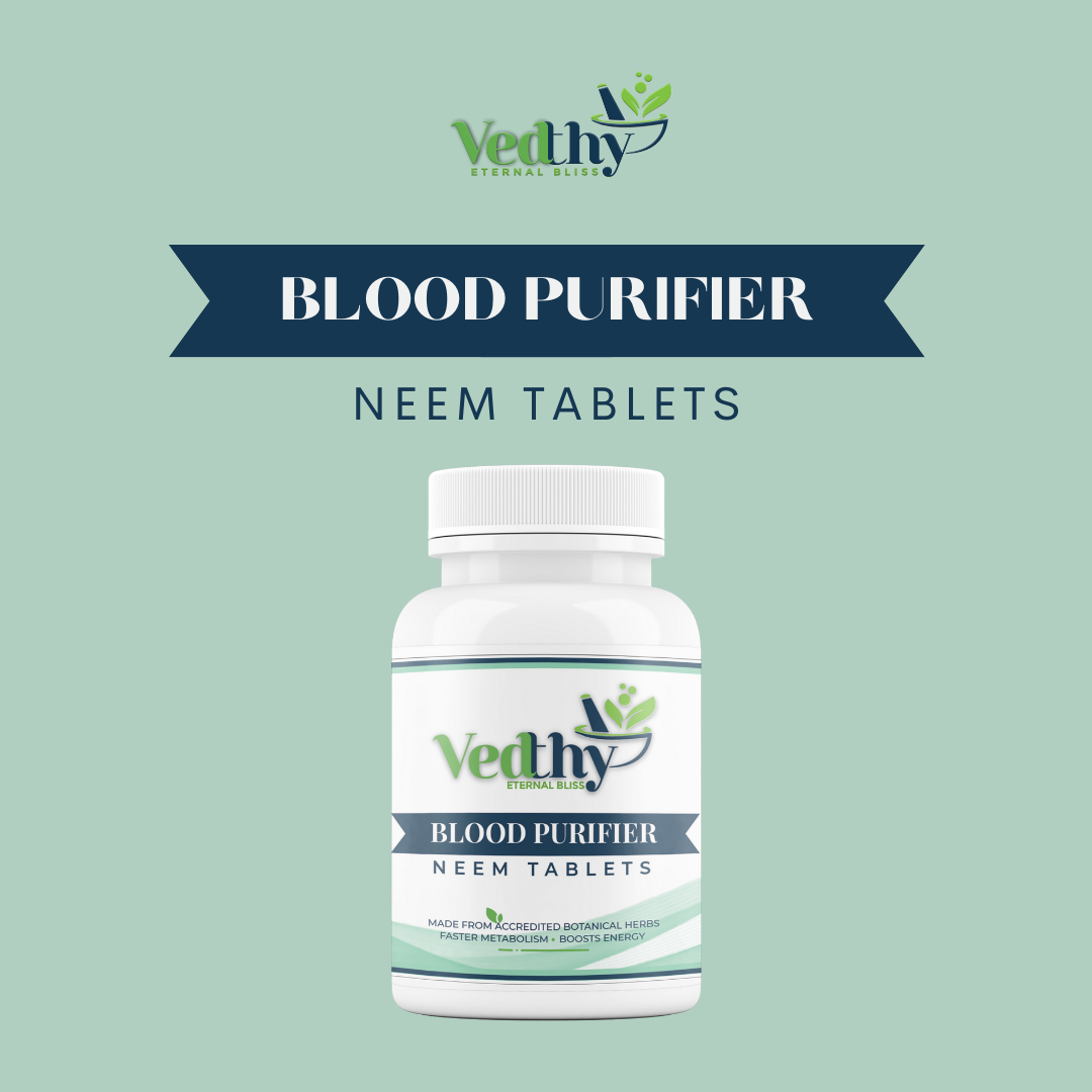 Neem Tablets - Blood Purifier