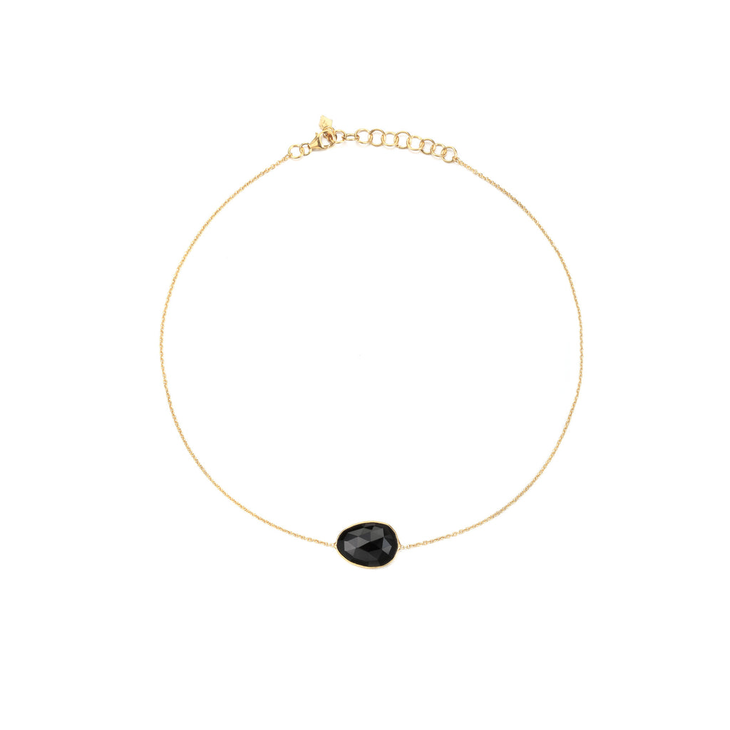 Indian Summer Black Onyx Necklace