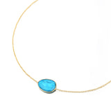 Indian Summer Turquoise Necklace