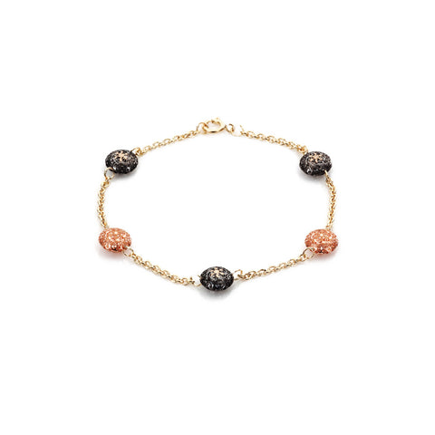 Honeyed Luxury Dainty Filigree Bracelet