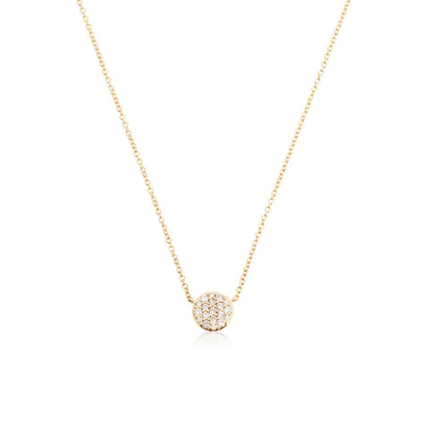 Enchanted Moment Diamond Necklace