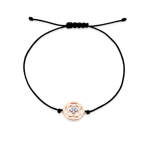 Enchanted Moment Diamond Friendship Bracelet