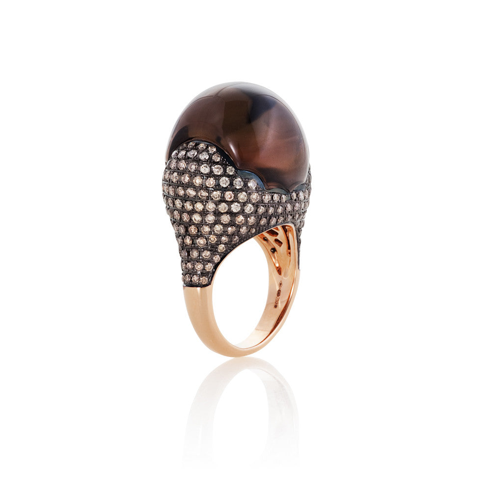 Under The Stars Oval Ring