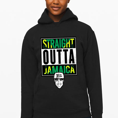Straight Outta Jamaica (Official Hoodie)