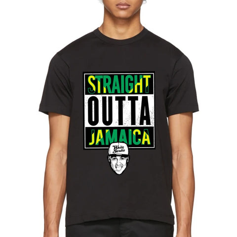 Straight Outta Jamaica (Official Tee)