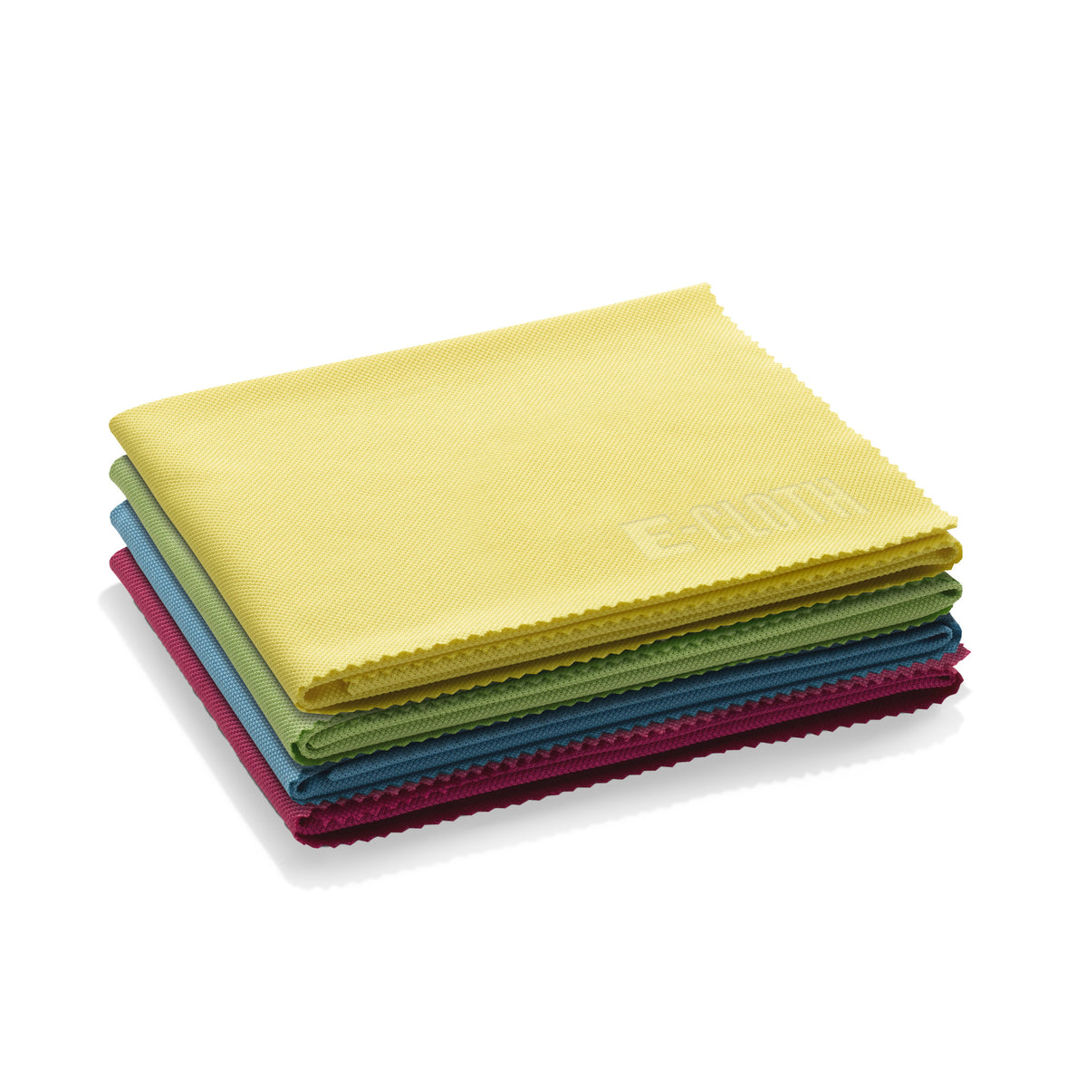 Glass & Polishing Cloth 4-Pack