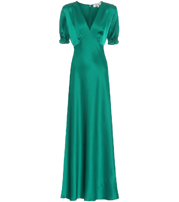 Avianna Soft Satin Gown