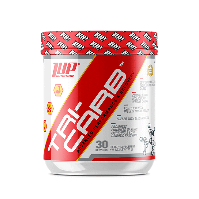 1Up-Tri-Carb Energy Recovery Low Glycemic