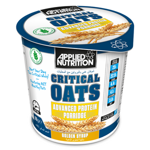 Applied Nutrition-Critical Oats