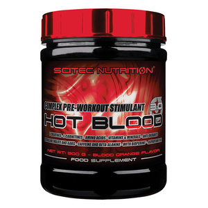 Scitec - Hot Blood Pre-workout Supplement