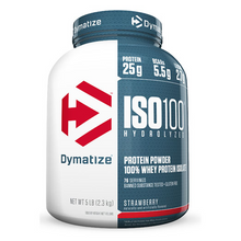 Load image into Gallery viewer, Dymatize - ISO 100 Whey 100% Protein