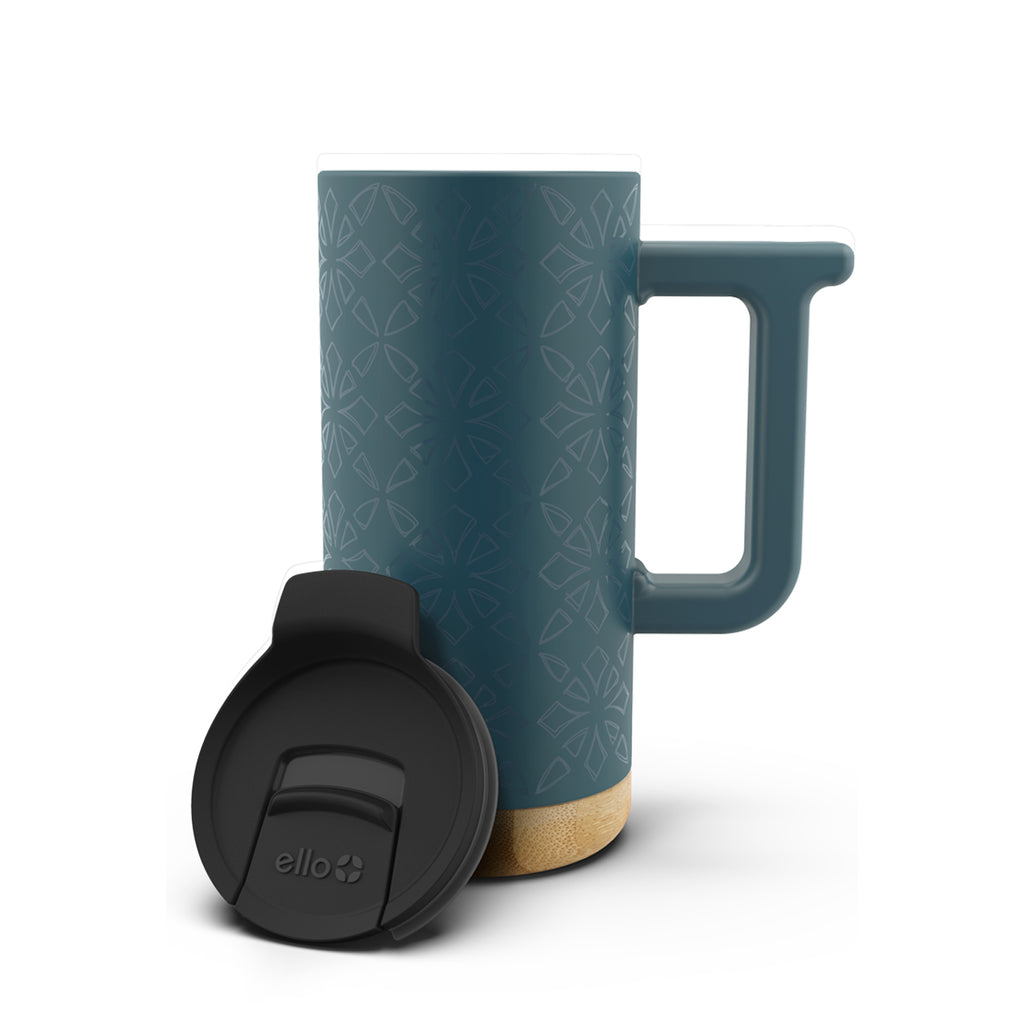 Clean Water: Aspen 16oz Ceramic Travel Mug