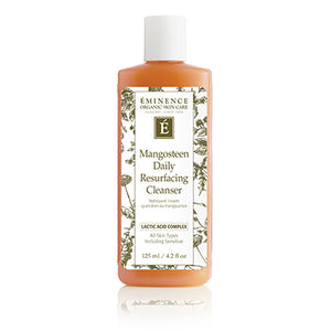 Eminence Mangosteen Daily Resurfacing Cleanser 4.2 Oz