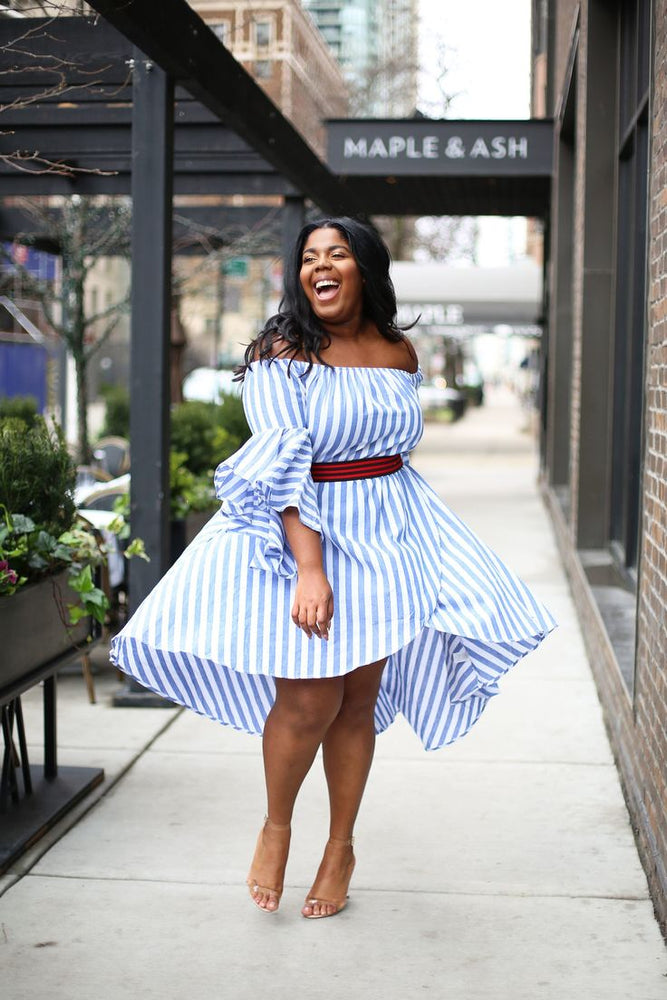 7 Curvy Styling Tips Plus Size Women Should Know