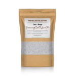 foaming bath salts