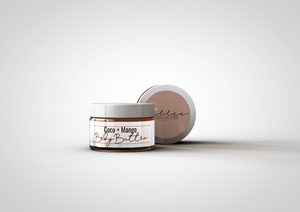 Load image into Gallery viewer, mango body butter